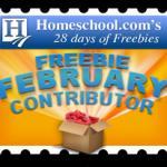 Freebie February for Your Homeschool