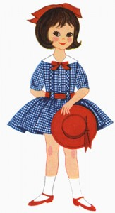 Betsy McCall Print-and-Play Paper Dolls!