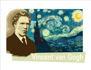 Good Stuff for Special Days: Van Gogh By Becky Rupp