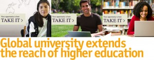 Wow. Global University Extends the Reach of Higher Education