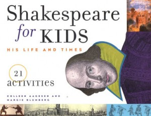 Celebrate Shakespeare's Birthday: Good Stuff for Special Days by Becky Rupp
