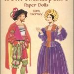 ShakespearePaperDolls