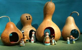 gourd village