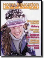 Historic Homeschooling Magazine Giveaway Ends June 14!