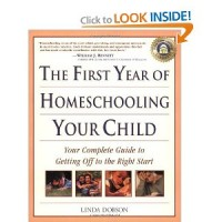 Books By Linda Dobson FirstYearOfHomeschoolingYourChild