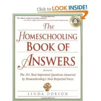 Books By Linda Dobson HomeschoolingBookOfAnswers