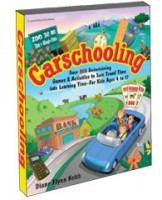Book Review: Carschooling Turns Travel Time Into Learning Time!