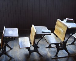 Schooldesks homeschool