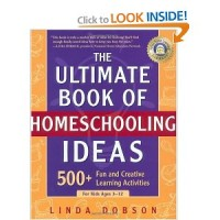 Ultimate Book of Homeschooling Ideas book giveaway