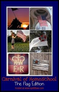 Homeschooling Blog Carnival – Flag Edition