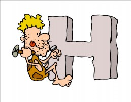 Caveman homeschooling