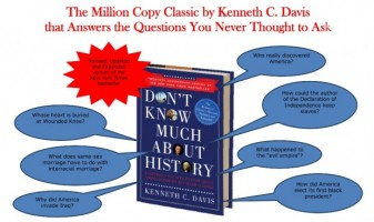 Book Review: Don't Know Much about History