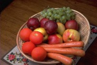 FruitsAndVegetables homeschooling