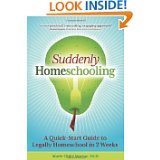 Book Review: Suddenly Homeschooling