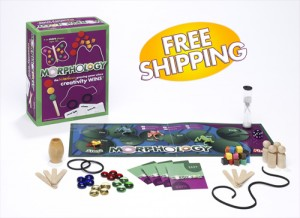 Homeschool Resources: Morphology the Game