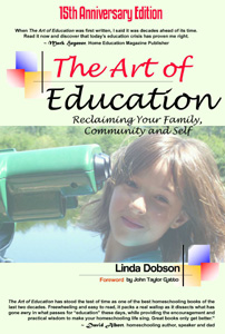 Books By Linda Dobson ArtofEdCover